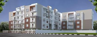 Gallery Cover Image of 1555 Sq.ft 3 BHK Apartment for buy in  Sai Krupa, Akshayanagar for 6997500