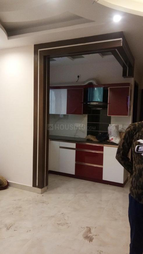 Kitchen Image of 550 Sq.ft 2 BHK Apartment for rent in Bindapur for 13000
