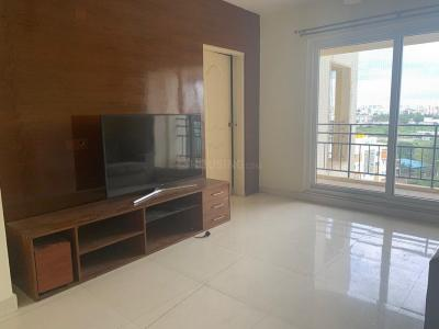 Gallery Cover Image of 1515 Sq.ft 3 BHK Apartment for rent in Aratt Divya Jyothi Royal Heights, Singasandra for 22600
