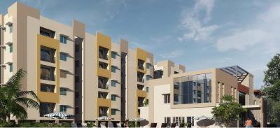 Gallery Cover Image of 980 Sq.ft 2 BHK Apartment for buy in Ramky Greenview Apartments, Malikdanguda for 5000000