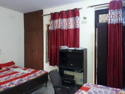 Bedroom Image of Homestel PG in Sector 12
