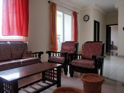 Gallery Cover Image of 1815 Sq.ft 2 BHK Apartment for rent in Prestige Lakeside Habitat, Gunjur Village for 46500