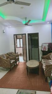 Gallery Cover Image of 800 Sq.ft 2 BHK Independent Floor for rent in Khirki Extension for 20000