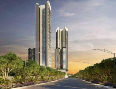 Gallery Cover Image of 966 Sq.ft 1 BHK Apartment for buy in Runwal Sanctuary, Mulund West for 13100000
