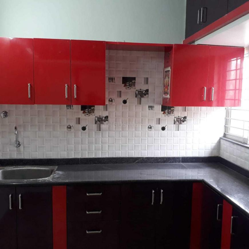 Kitchen Image of 750 Sq.ft 2 BHK Independent Floor for rent in R. T. Nagar for 20000