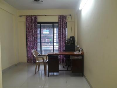 Gallery Cover Image of 585 Sq.ft 1 BHK Apartment for rent in Airoli for 18000