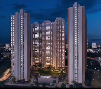 Gallery Cover Image of 750 Sq.ft 2 BHK Apartment for buy in Thane West for 9150000