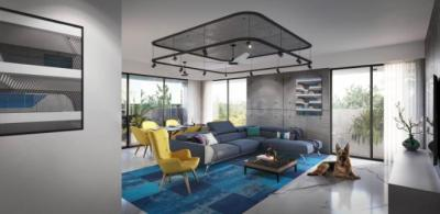 Gallery Cover Image of 2550 Sq.ft 3 BHK Apartment for buy in Avant Garde One, Yelahanka for 26500000