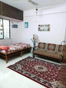Gallery Cover Image of 550 Sq.ft 1 BHK Apartment for rent in Hadapsar for 11000
