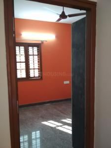 Bedroom Image of 500 Sq.ft 2 BHK Apartment for rent in Anugraha by Reputed Builder, Vibhutipura for 11000