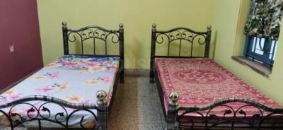 Bedroom Image of Girls PG in Kasba