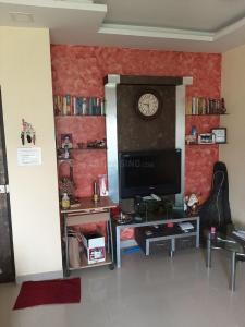 Gallery Cover Image of 670 Sq.ft 1 BHK Apartment for buy in Kasarvadavali, Thane West for 5200000
