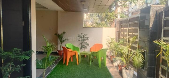Balcony Image of Mannat PG Home in Sector 15