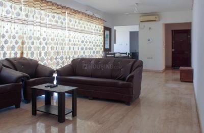 Living Room Image of PG 4643669 Kharadi in Kharadi