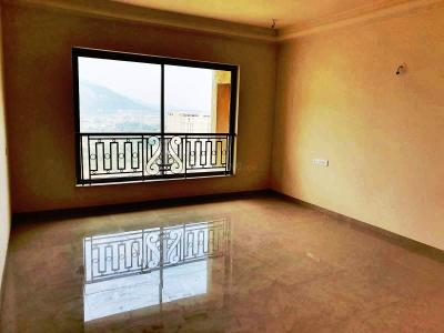 Gallery Cover Image of 697 Sq.ft 1 BHK Apartment for rent in Vub Veermaa Paradise, Kamothe for 12000