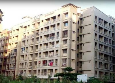 Gallery Cover Image of 590 Sq.ft 1 BHK Apartment for buy in Om Sai Heights, Nalasopara West for 2400000