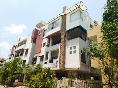 Gallery Cover Image of 1450 Sq.ft 3 BHK Apartment for rent in Gachibowli for 19000