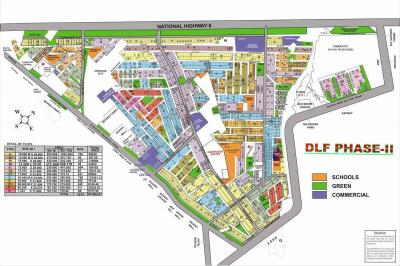 1935 Sq.ft Residential Plot for Sale in DLF Phase 2, Gurgaon