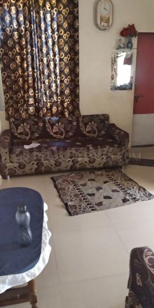 Living Room Image of 324 Sq.ft 1 RK Apartment for buy in Narol for 600000