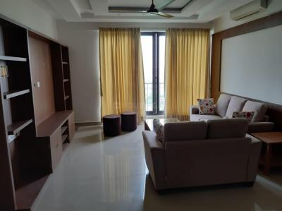 Gallery Cover Image of 1350 Sq.ft 3 BHK Apartment for buy in South City Apartment, Jadavpur for 16800000