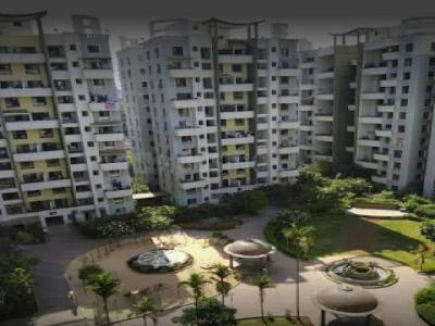 Gallery Cover Image of 1100 Sq.ft 2 BHK Apartment for rent in Amit Treasure Park, Bibwewadi for 25000