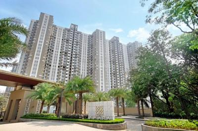 Gallery Cover Image of 1250 Sq.ft 1 BHK Apartment for rent in Thane West for 23000