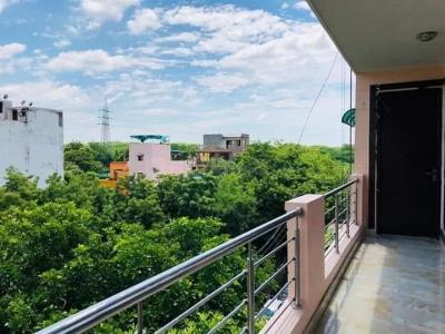 Gallery Cover Image of 450 Sq.ft 1 BHK Independent Floor for rent in Sai Vihar, Ghitorni for 5500