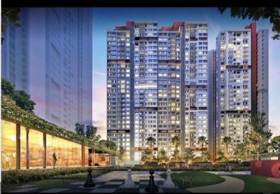 Gallery Cover Image of 983 Sq.ft 2 BHK Apartment for buy in Kalpataru Parkcity, Thane West for 11500000