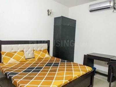 Bedroom Image of Affordable PG in Tilak Nagar