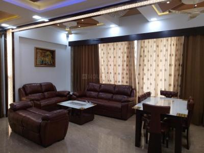 Gallery Cover Image of 2200 Sq.ft 3 BHK Apartment for rent in Thane West for 100000
