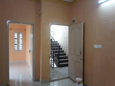 Gallery Cover Image of 500 Sq.ft 1 BHK Apartment for rent in Murugeshpalya for 12000
