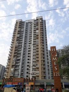 Gallery Cover Image of 1245 Sq.ft 3 BHK Apartment for rent in Ajnara Homes121, Sector 121 for 15000