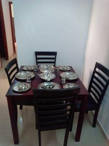 Dining Room Image of 2 Bhk In Db Ozone in Dahisar East
