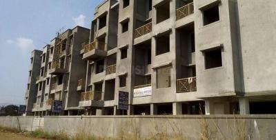 Gallery Cover Image of 624 Sq.ft 1 BHK Apartment for buy in Omkaresh Swarn Jeevan Phase 2, Taloja for 3400000