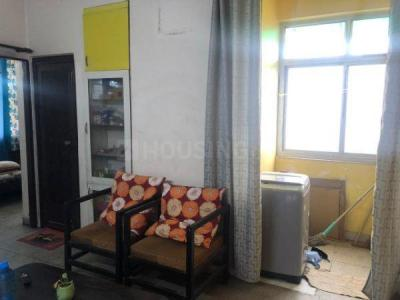 Gallery Cover Image of 900 Sq.ft 1 BHK Independent Floor for rent in Niti Khand for 11000