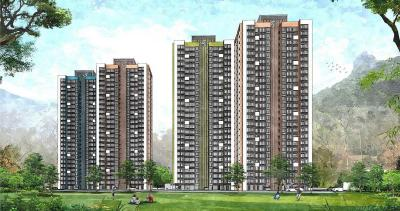 Gallery Cover Image of 675 Sq.ft 2 BHK Apartment for buy in Panvel for 5400000