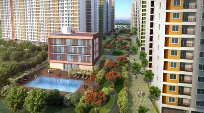 Gallery Cover Image of 824 Sq.ft 2 BHK Apartment for buy in Semmancheri for 3130006