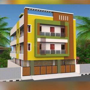 Gallery Cover Image of 800 Sq.ft 2 BHK Apartment for rent in Vallalar Nagar for 7000