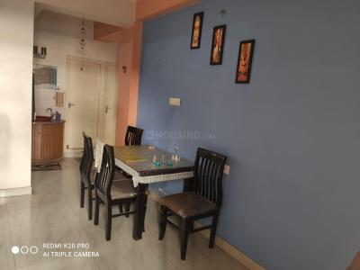Gallery Cover Image of 1195 Sq.ft 2 BHK Apartment for rent in Mahaveer Tuscan, Hoodi for 21000
