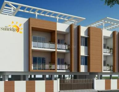 Gallery Cover Image of 967 Sq.ft 2 BHK Apartment for buy in Mogappair for 5000000