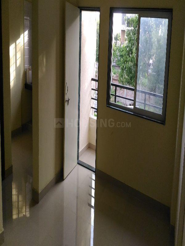 Living Room Image of 670 Sq.ft 1 BHK Apartment for rent in Karve Nagar for 12000