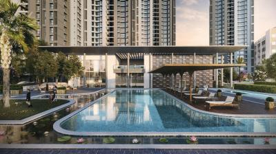 Gallery Cover Image of 850 Sq.ft 2 BHK Apartment for buy in Kalyan West for 6290000