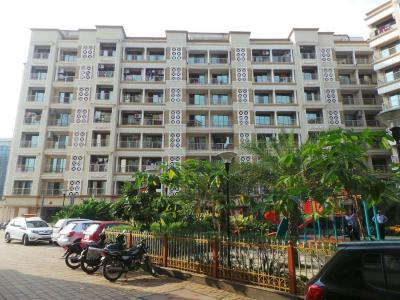 Gallery Cover Image of 850 Sq.ft 1 BHK Apartment for rent in Mira Road East for 16500