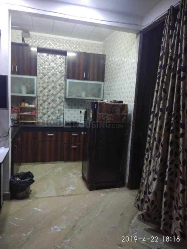 Kitchen Image of Sai Ram PG in Hari Nagar Ashram