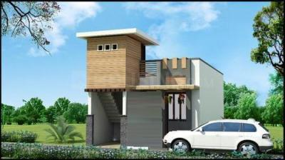 Gallery Cover Image of 540 Sq.ft 1 BHK Independent House for buy in Noida Extension for 1700000