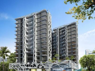 Gallery Cover Image of 1141 Sq.ft 3 BHK Apartment for buy in Ekta Trinity, Santacruz West for 58500000