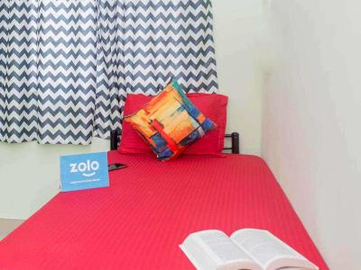 Bedroom Image of Zolo Maiden in BTM Layout