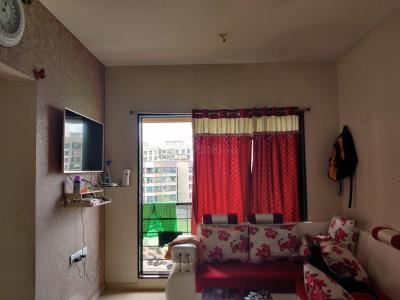 Gallery Cover Image of 650 Sq.ft 1 BHK Apartment for rent in Veena Dynasty, Nalasopara East for 8500