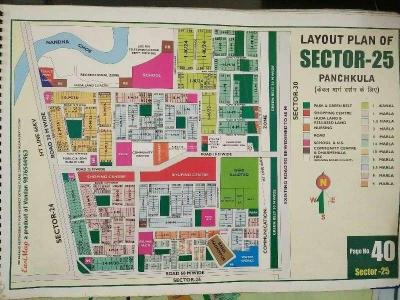 1800 Sq.ft Residential Plot for Sale in Sector 21, Panchkula