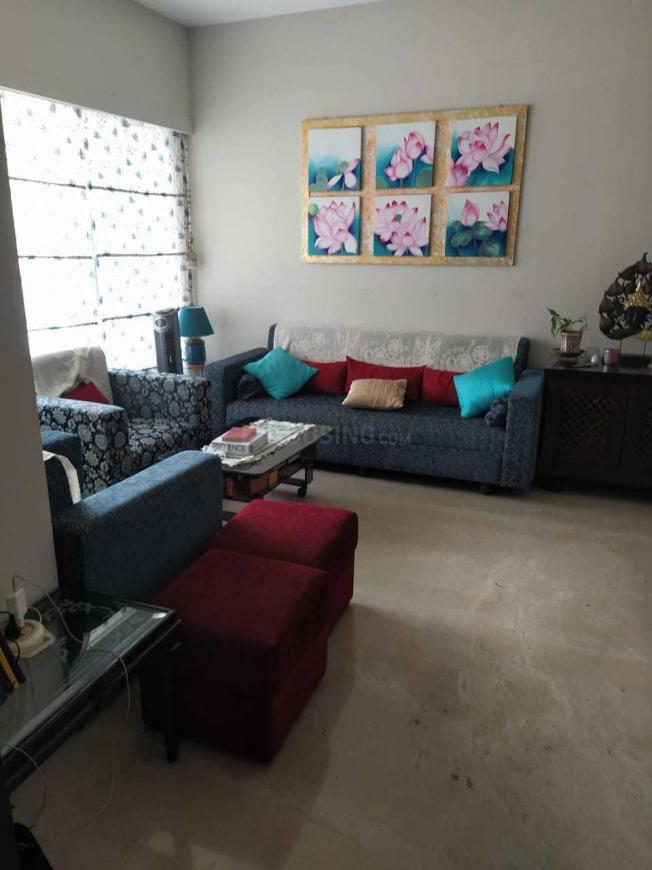 Living Room Image of Malan PG Accommodation in Khar West